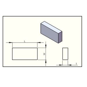 Rectangular Carbide Blanks
